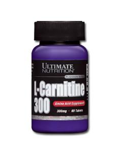 L-Carnitine 300 mg 60 Tab