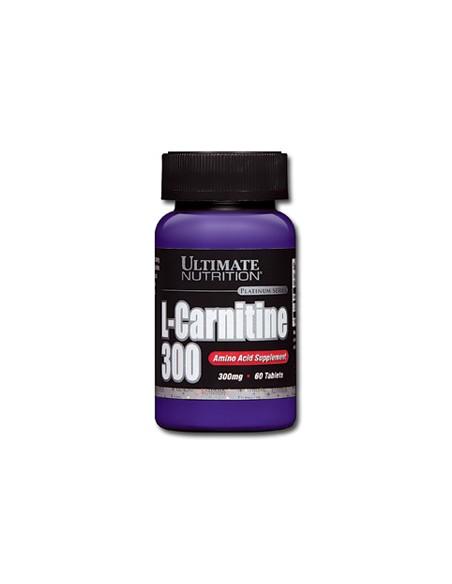 L-Carnitine 300 mg Usp 60 Tab