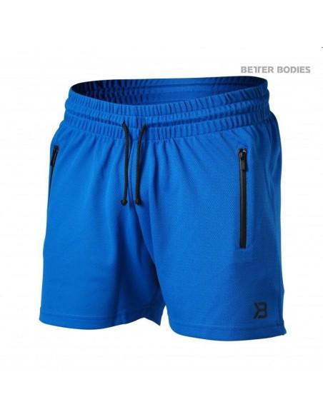 BB MESH SHORTS STRONG BLUE
