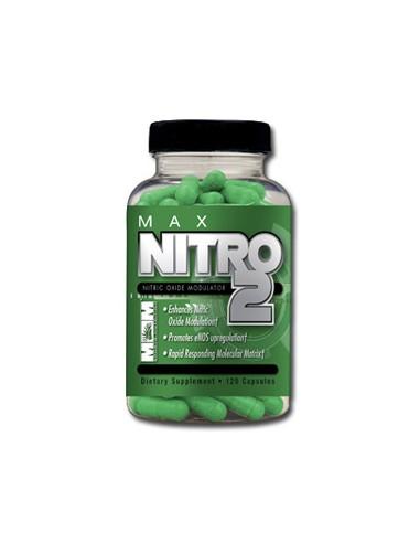 Max Nitro 2 120 Caps