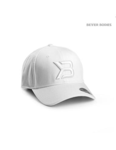 WOMENS BASEBALL CAP WHITE