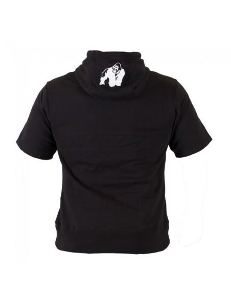 Boston Short Sleeve Hoodie