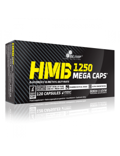 HMB Mega Caps 1250