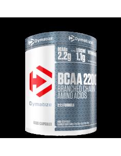 BCAA 2200 200 Caps