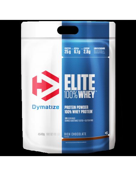 Elite 100% Whey Protein 4540 gr