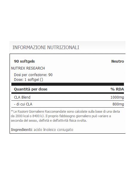 Lipo 6 CLA / 90 SoftGel