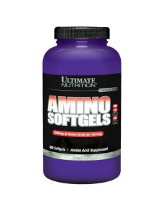 Amino Softgels 300 Cps