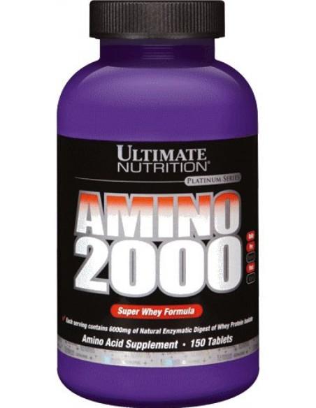 Super Whey Amino 2000 150 Tabs