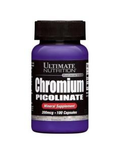 Chromium picolinate 100 cps