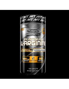Platinum 100% L-Arginine 100 cps