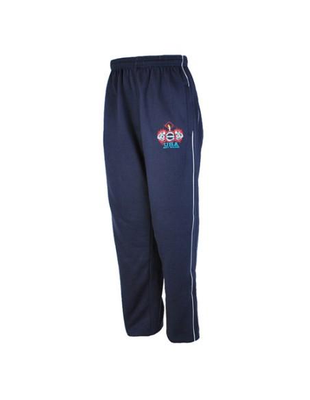 Cotton-Fleece Pants