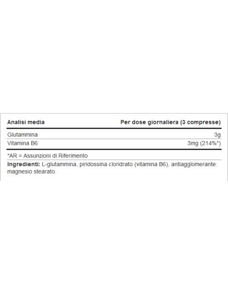 L-GLUTAMINE TABS 1 G (250 TABS)