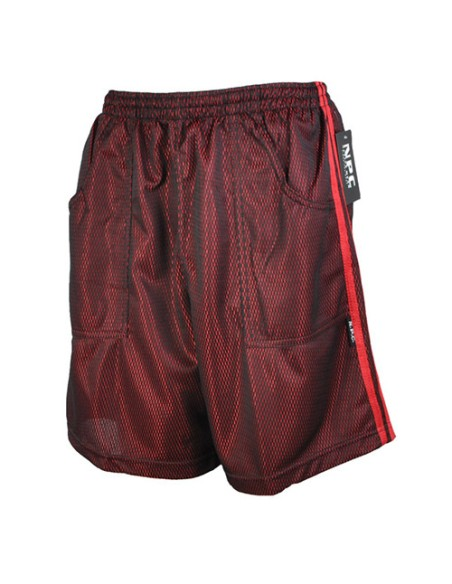 2 Tone Mesh Karate Shorts