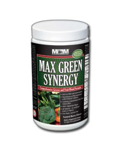 Max Green Synergy 318 Gr Polvere