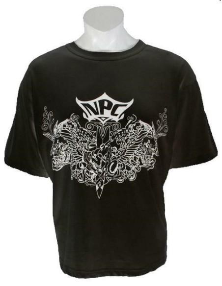 NPC Skull Logo T-Shirt