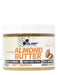 Almond Butter Soft Crunchy 300 gr