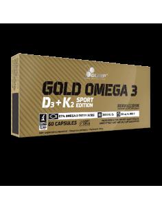 Gold omega 3 d3+k2 sport edition 60 capsule