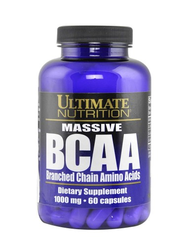 Massive Bcaa 1000 mg 300 cps [CLONE]