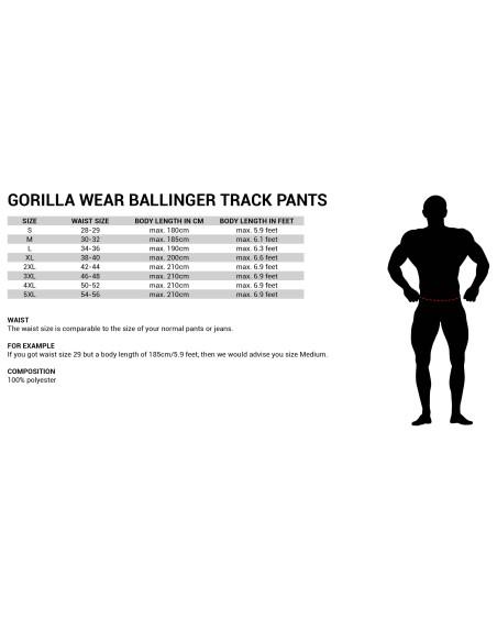 Ballinger Track Pants