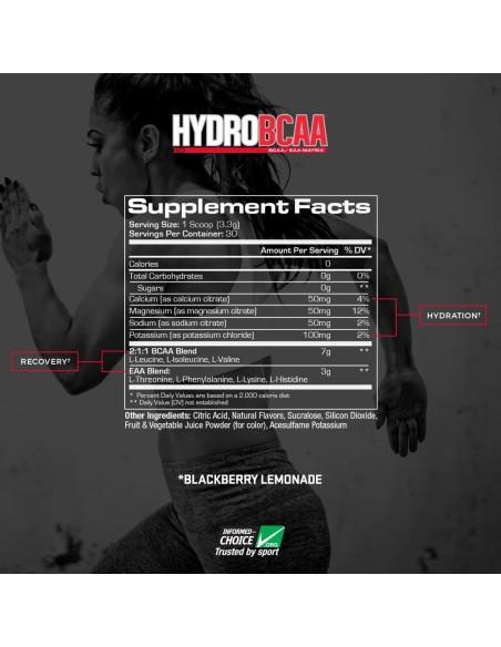 Hydro Bcaa 435 gr
