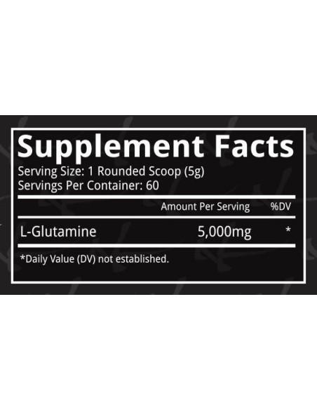 L-Glutamine Micronized 300 gr