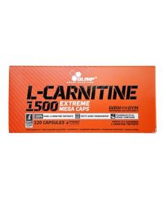 L-Carnitine 1500 Extreme Mega Caps 120 capsule