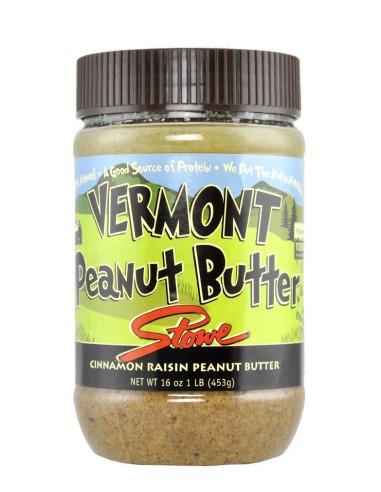Vermont Peanut Butter 9 453 g - Almond [CLONE]