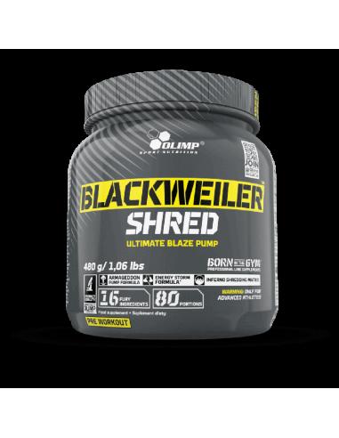 Blackweiler Shred 480 gr