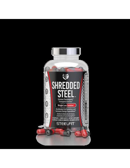 Shredded Steel 90 cps