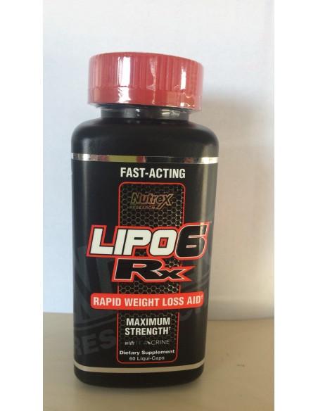 Lipo 6 RX 60 cps