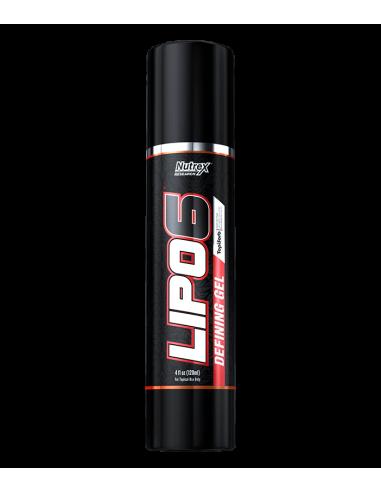 Lipo 6 Defining Gel USA 120 ml