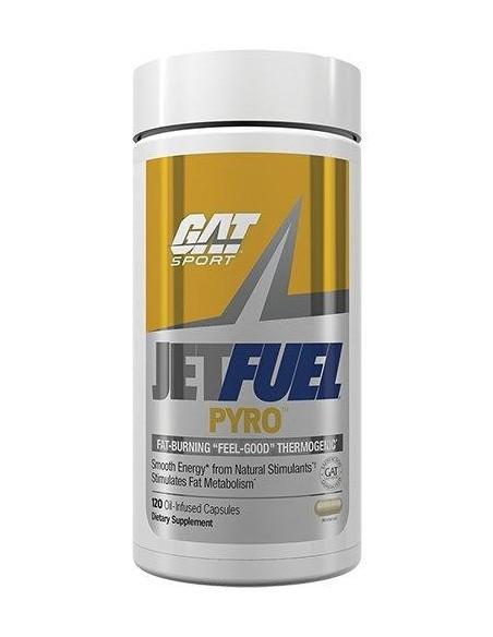 JetFuel Pyro 120 Liquid Caps
