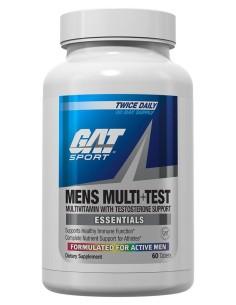 Mens Multi + Test 60 cps