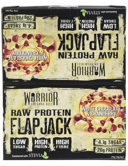 Raw Protein Flapjack Bars 12x75 gr