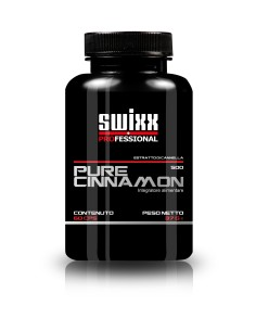 Pure Cinnamon 500 mg 60 cps
