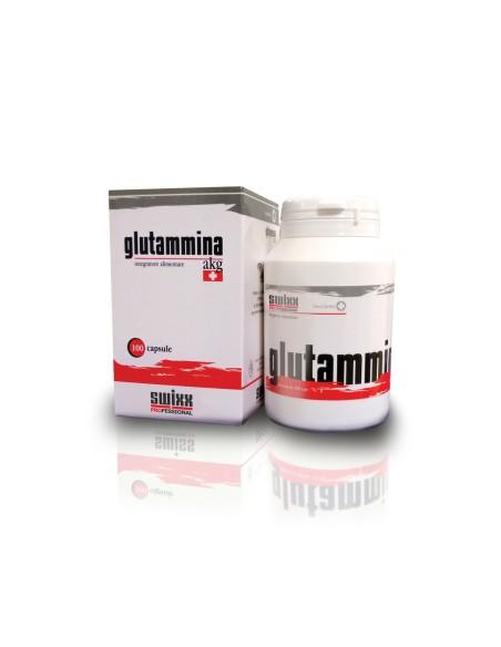 Glutammina AKG 100 cps
