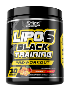 Lipo-6 Black Training 195 gr