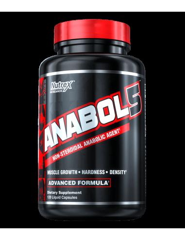 Anabol 5 / 120 Caps