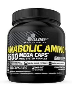Anabolic Amino 5500 400 cps