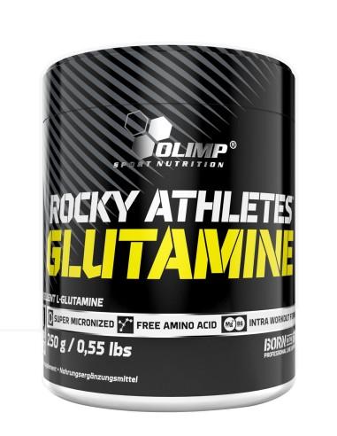 Rocky Athletes Glutamine 250 gr