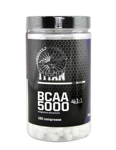 BCAA 5000 4:1:1