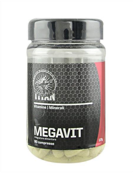 MEGAVIT+ 90 caps