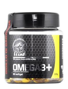 OMEGA3+ 60 softgel