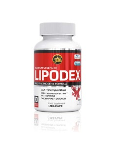 Lipodex 120 capsule