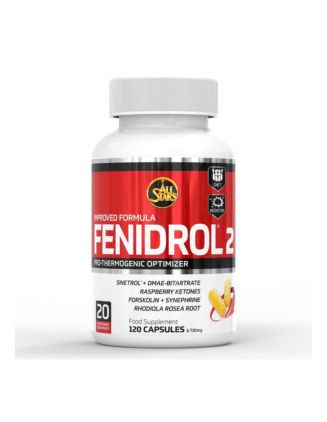 Fenidrol 2 120 caps