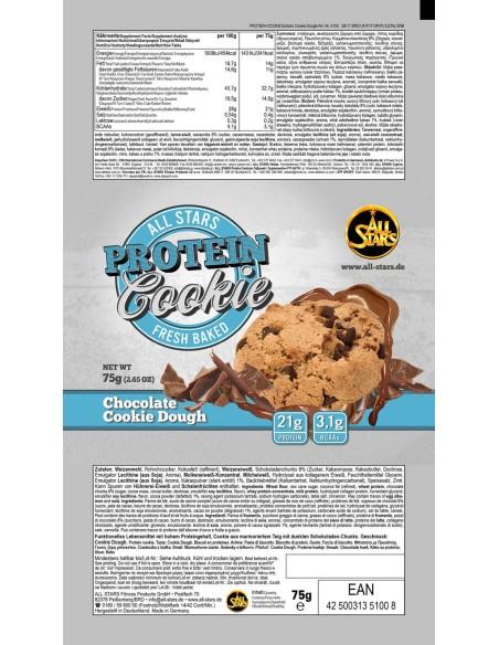 Protein Cookie 12x75 gr