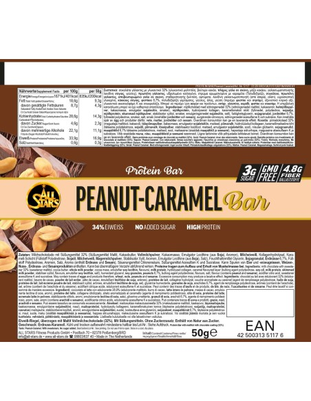 Protein Bar 18x50 gr