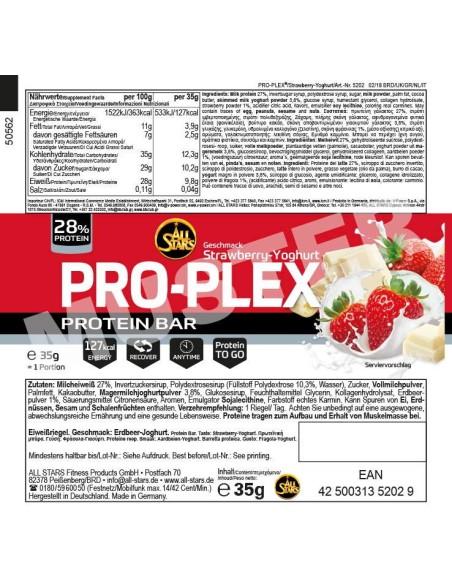 PRO-PLEX BAR 32x35 gr