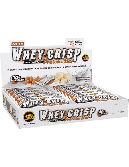 Whey Crisp Protein Bar 24x50 gr