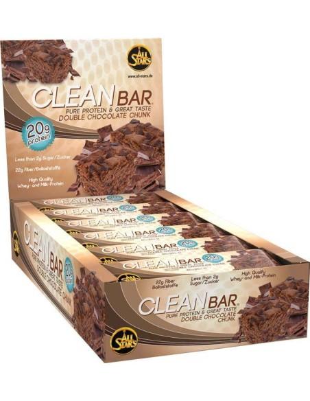 Clean Bar 18x60 gr